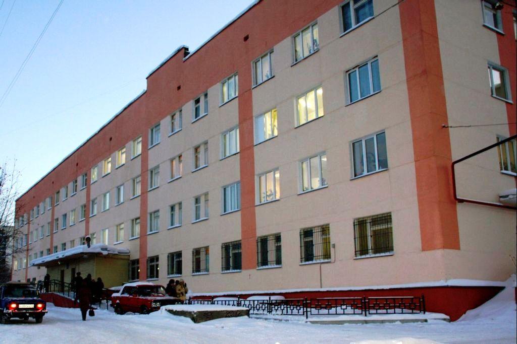 1 градская больница москва как добраться